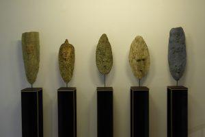 Keramik Masken Deggendorf Ausstellung Galerie